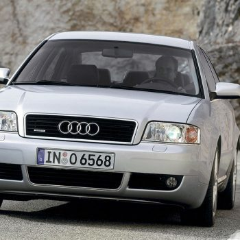 Audi A6 Sedan (2001–2004)  | Autofakty.pl (fot. materiały prasowe)