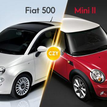 Fiat 500 czy Mini II | Autofakty.pl