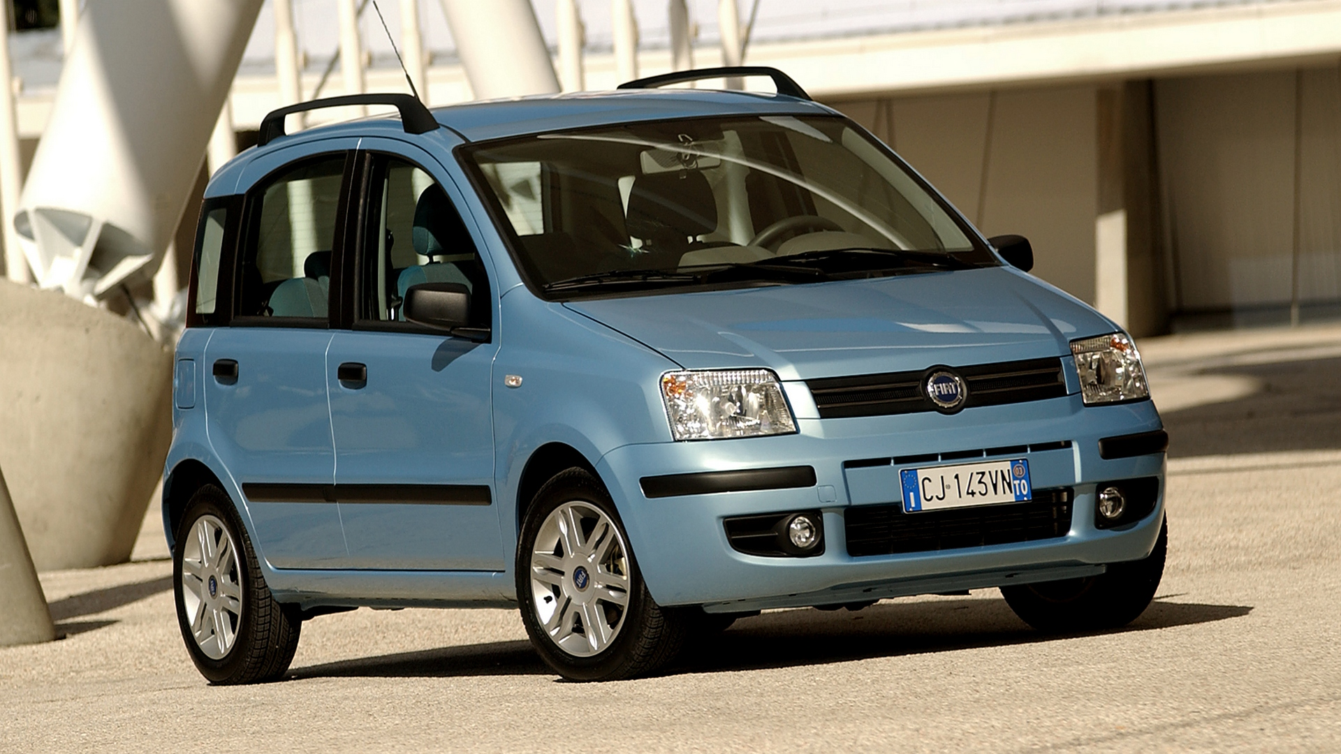 Fiat Panda 2 (169) | Autofakty.pl (fot. materiały prasowe)