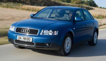 Audi A4 B6 | Autofakty.pl