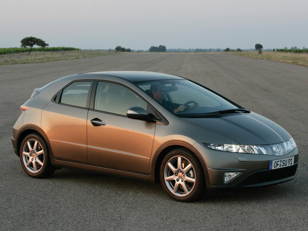Honda Civic VIII   autofakty.pl