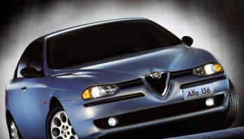 Alfa Romeo 156 (1997-2005)   autofakty.pl