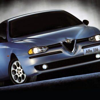 Alfa Romeo 156 (1997-2005) | autofakty.pl