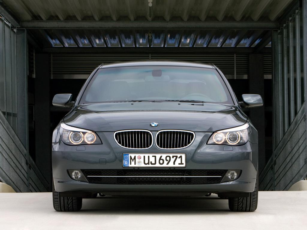 BMW Serii 5 E60 Wersja po liftingu (2007-2009)   autofakty.pl