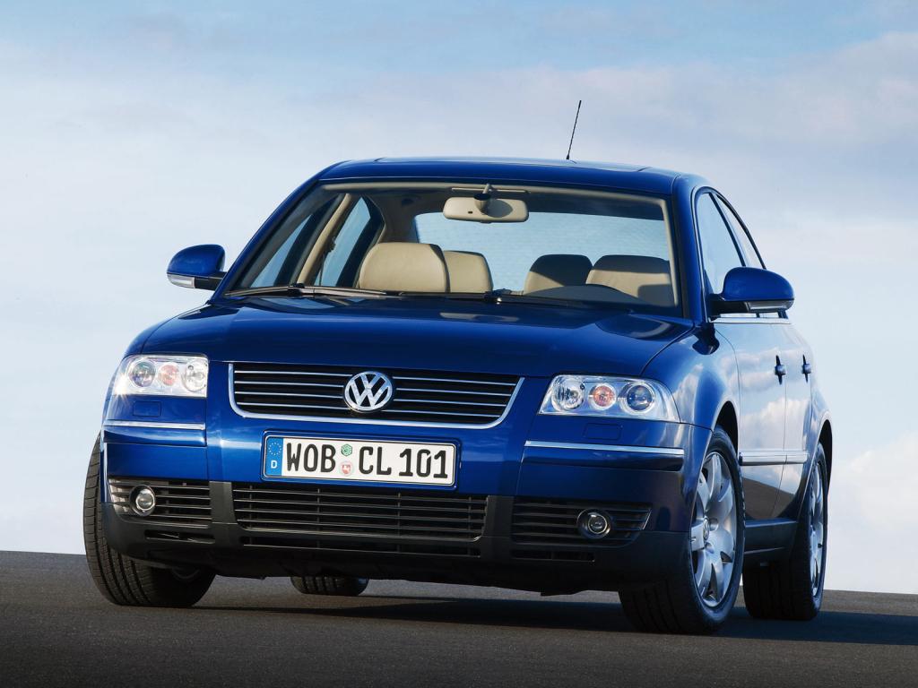 Volkswagen Passat B5 (1996-2005) | autofakty.pl