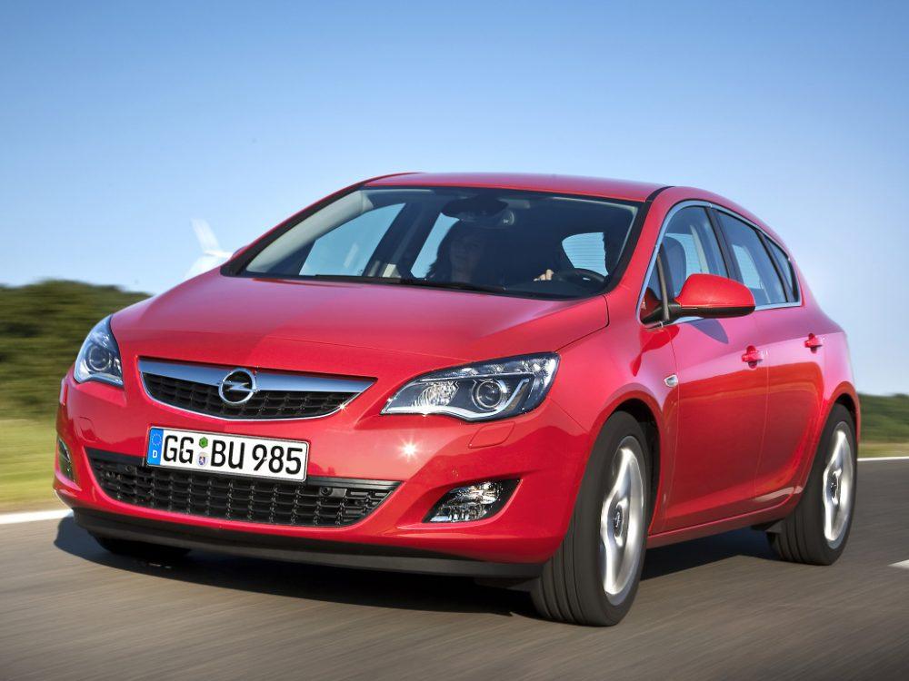 Opel Astra J (2009-2015) | autofakty.pl