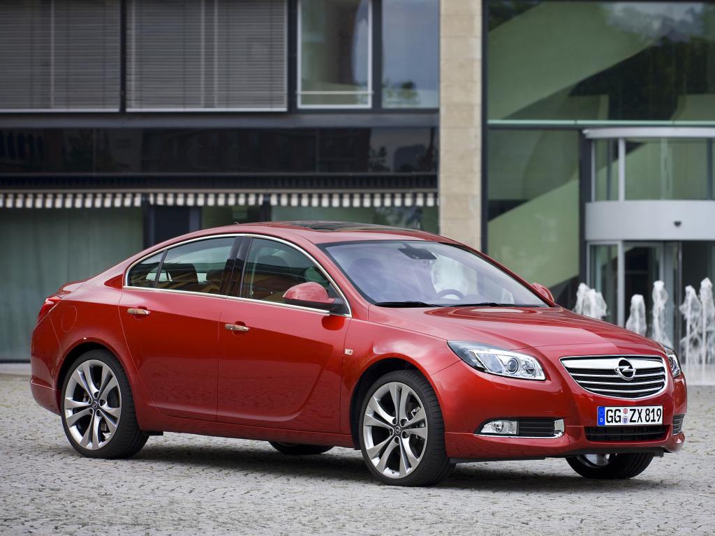 Opel Insignia Sport Tourer (2008-2017) | autofakty.pl