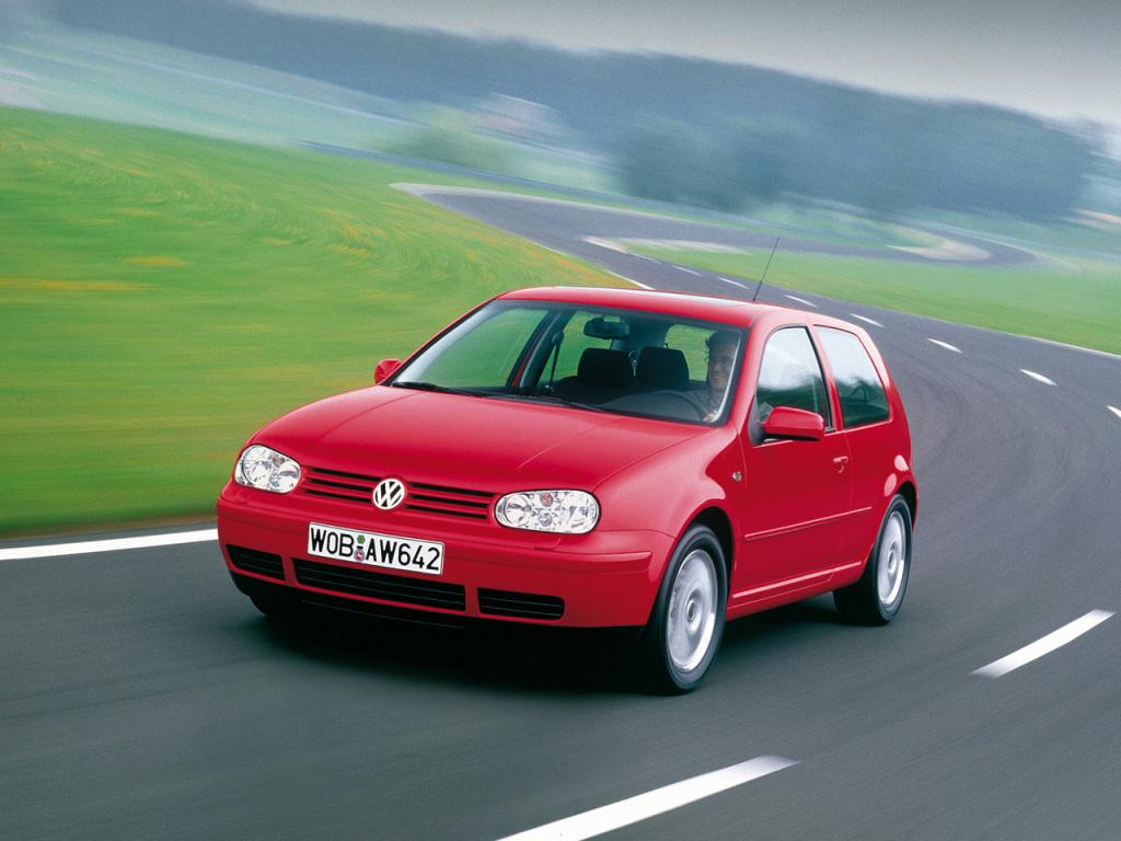 Volkswagen Golf IV (1997-2003)   autofakty.pl