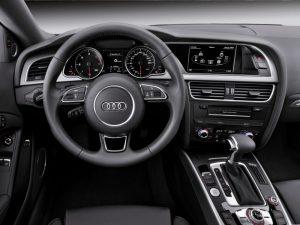 Audi A5 2011 - 2016 Wnętrze