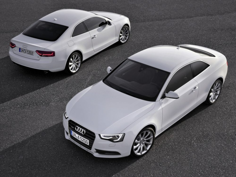 Audi A5 2011 – 2016