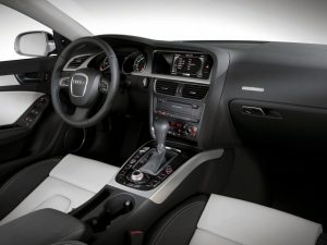 Audi A5 Sportback 2009 - 2011 Wnętrze