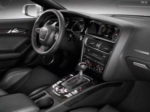 Audi RS5 Wnętrze