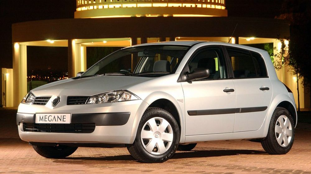 Renault Megane II (2002-2008)   autofakty.pl