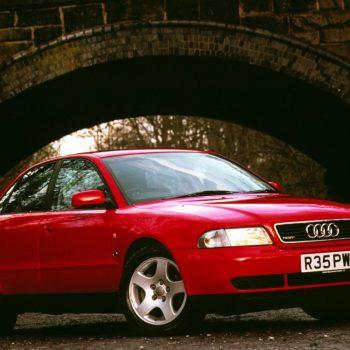 Audi A4 B5 (1994-2000)   autofakty.pl