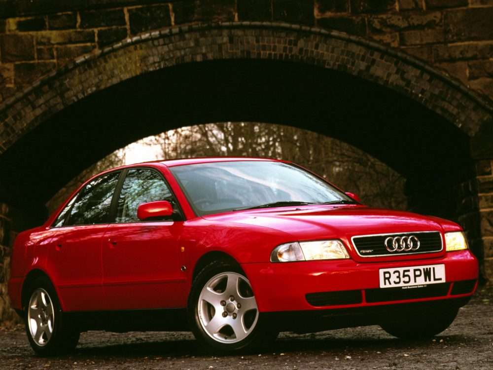 Audi A4 B5 (1994-2000) | Autofakty.pl