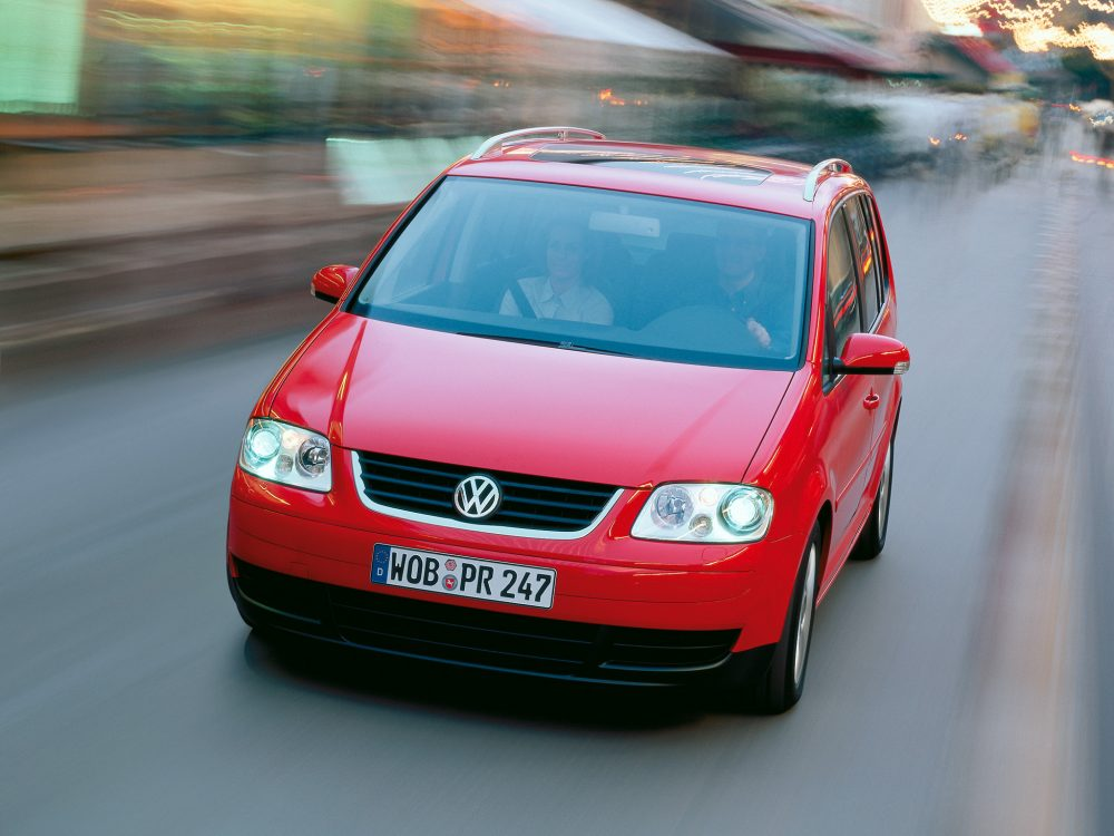 Volkswagen Touran I (2003-2015) | autofakty.pl