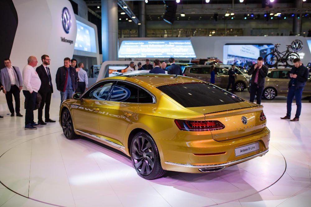 Volkswagen Arteon (fot. Volkswagen)