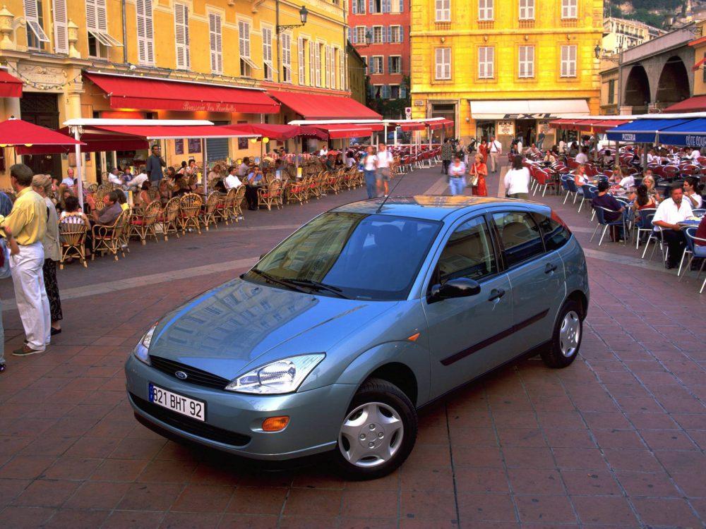 Ford Focus Mk1 (1998-2004) | Autofakty.pl