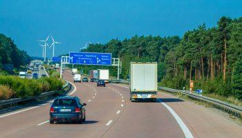 niemiecka autostrada (Pixabay @Roland SD)