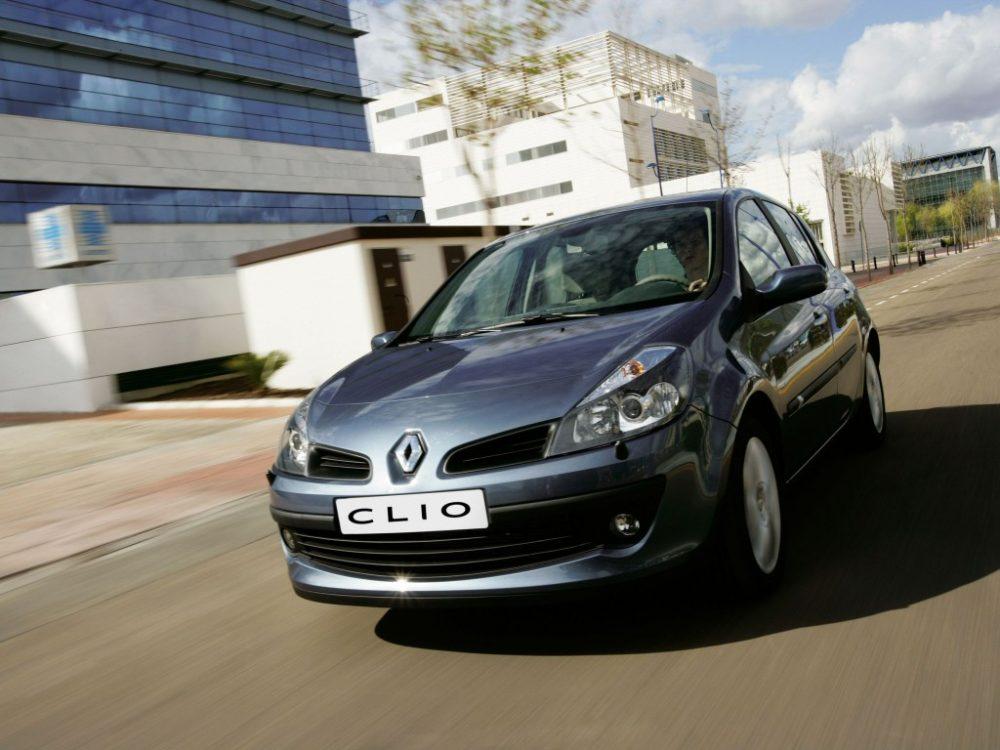 Renault Clio III (2005-2014) | Autofakty.pl