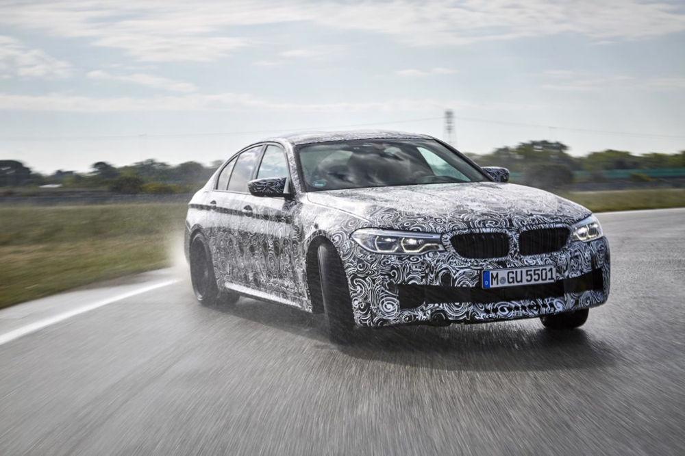 BMW M5 (fot. BMW)