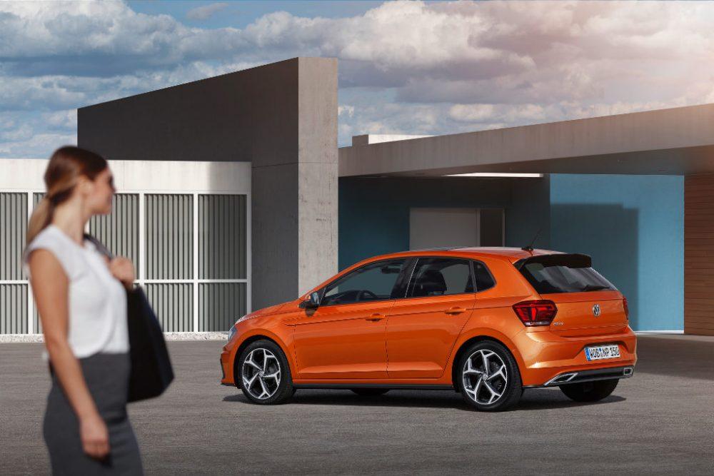 Volkswagen Polo (fot. Volkswagen)