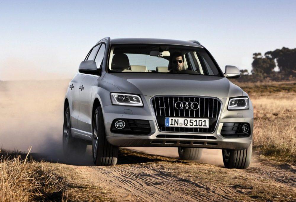 Audi Q5 8R (2008-2017) | autofakty.pl