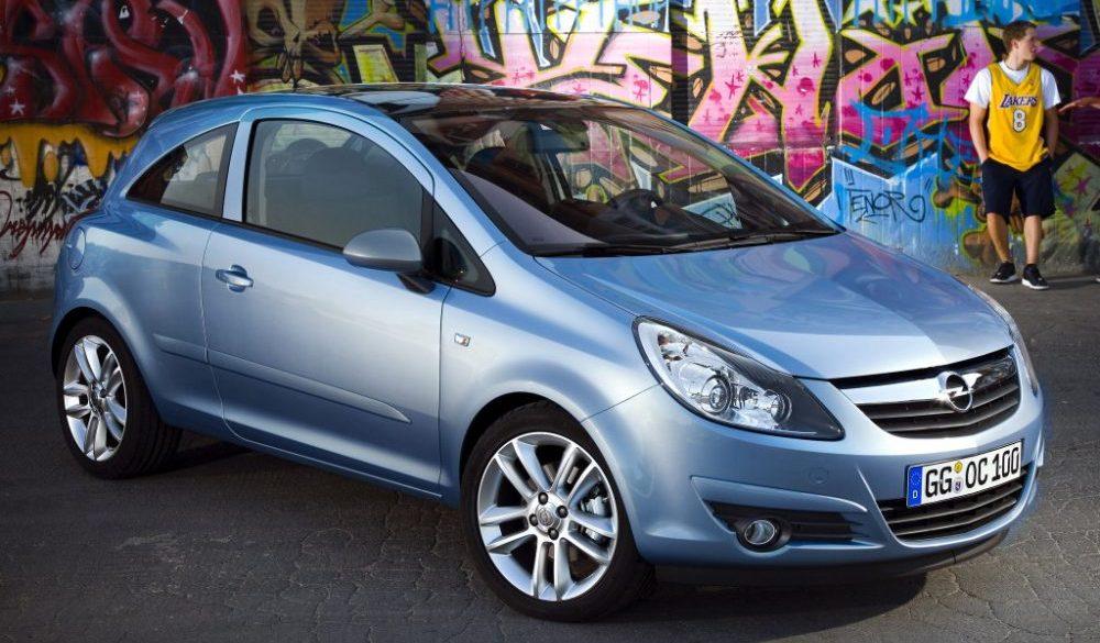 Opel Corsa D (2006-2014)   autofakty.pl