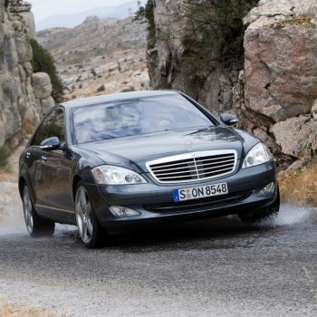 Mercedes Klasy S W221 (2005–2011)   Autofakty.pl