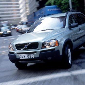 Volvo XC90 I (2002–2014)   Autofakty.pl