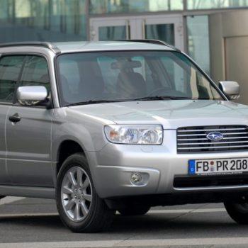 Subaru Forester II (2002–2008)   autofakty.pl