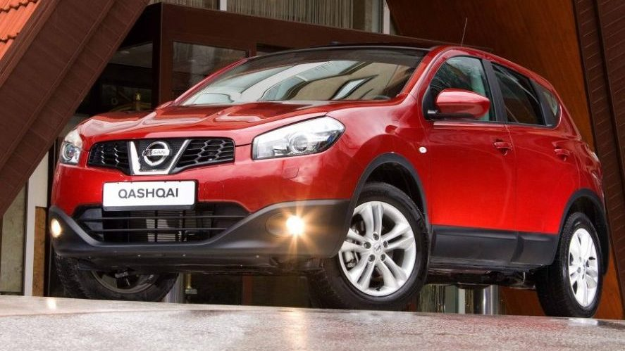 Nissan Qashqai I (2007–2013)   autofakty.pl