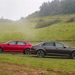 Audi A4 Obie wersje