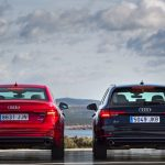 Audi A4 Obie wersje 4