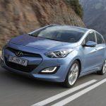 Hyundai i30 2012 - 2015 5 drzwi