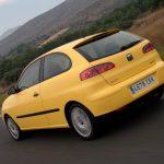 Seat Ibiza 2002-2006 3 drzwi