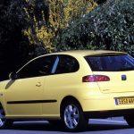 Seat Ibiza 2002-2006 3 drzwi 2