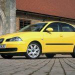Seat Ibiza 2002-2006 5 drzwi