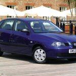 Seat Ibiza 2002-2006 5 drzwi 2