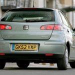 Seat Ibiza 2002-2006 5 drzwi 4