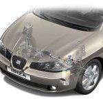 Seat Ibiza Zawieszenie