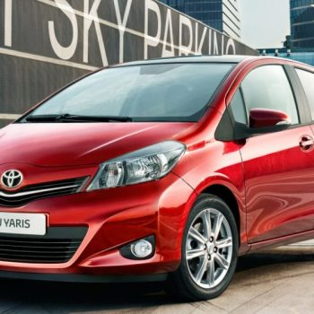 Toyota-Yaris III   autofakty.pl