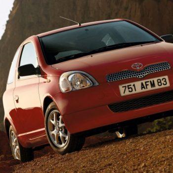 Toyota Yaris I (1998-2005) | autofakty.pl