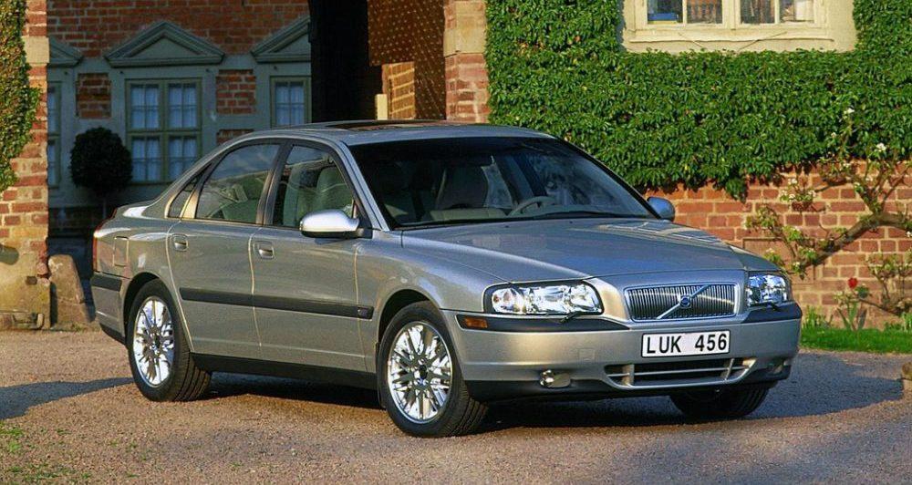 Volvo S80 I (1998-2006) | Autofakty.pl