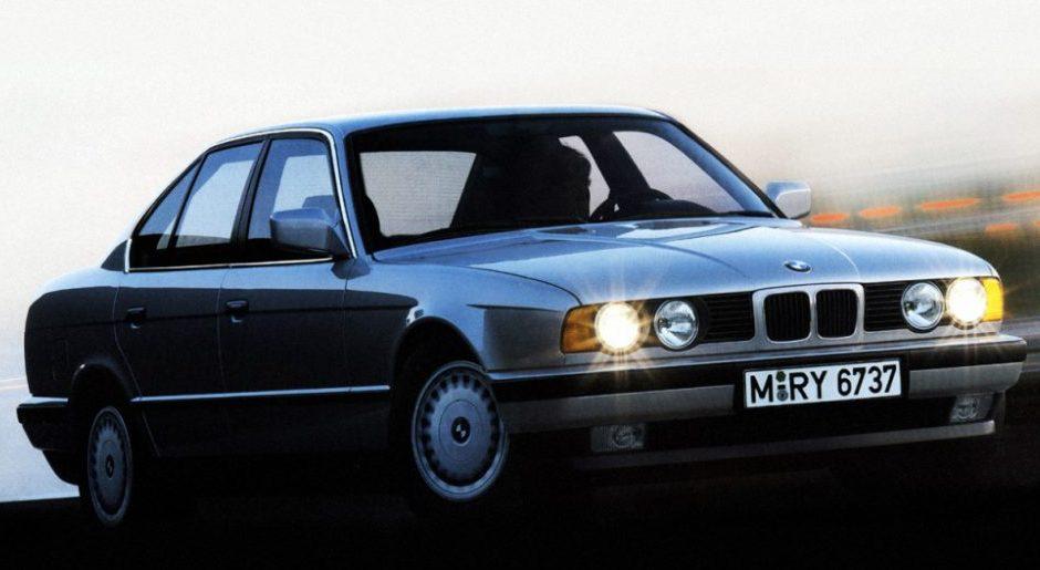 BMW Serii 5 E34 (1987-1996) | Autofakty.pl