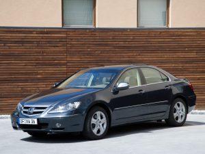 Honda Legend IV (2004-2012)   autofakty.pl
