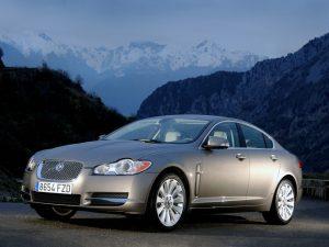 Jaguar XF I (2007-2015)   autofakty.pl