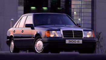 Mercedes W124 (1984-1995)   autofakty.pl