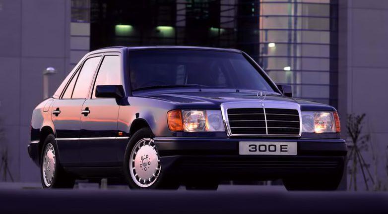 Mercedes W124 (1984-1995) | Autofakty.pl