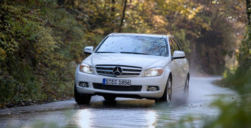 Mercedes Klasy C W204 (2007-2014)   autofakty.pl